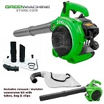 Green Machine 2 Cycle Blower � Vac GM09000