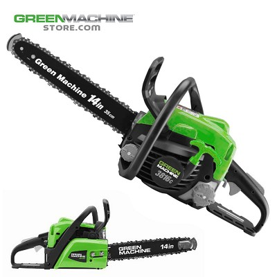 "Green Machine 35cc 14"" Chain Saw GM10514"
