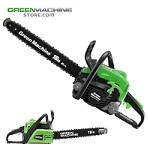 "Green Machine 42cc 18"" Chain Saw GM10518"