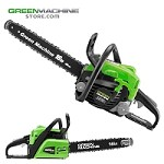 "Green Machine 38cc 16"" "" Chain Saw GM10516"