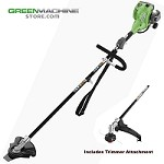Green Machine 26cc Brushcutter/Trimmer Kit GM24000